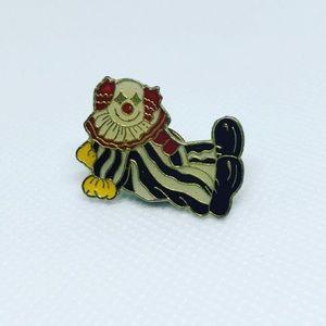 Vintage Clown Pin 🤡
